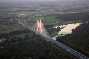 Вантовый мост - Rędziński, Вроцлав (Most wantowy - Rędziński, Wrocław)