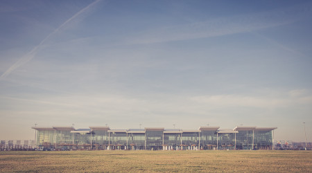 Вроцлавский аэропорт имени Коперника