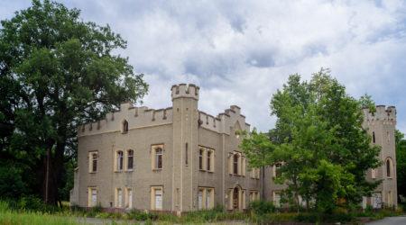 дворец Сибилли (pałac Sybilli w Szczodre)