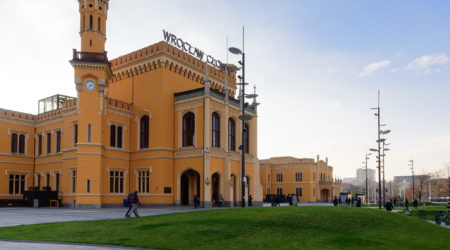 вокзал Вроцлав-Главный