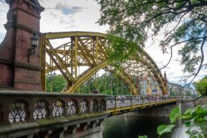 мост звиежинецкий (Most Zwierzyniecki we Wrocławiu