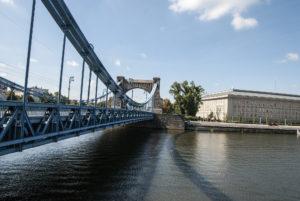 мост грюнвальдский, Вроцлав (most grunwaldzki we Wrocławiu)