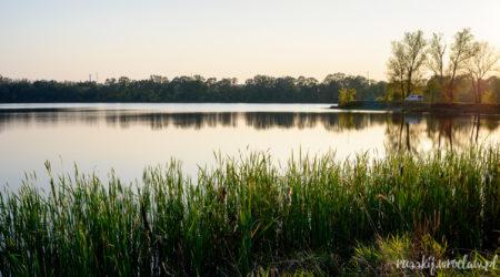 озеро Байкал возле Вроцлава (jezioro Bajkał k. Wrocławia)