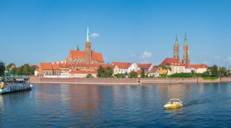 Тумский остров, Вроцлав (Ostrów Tumski, Wrocław)