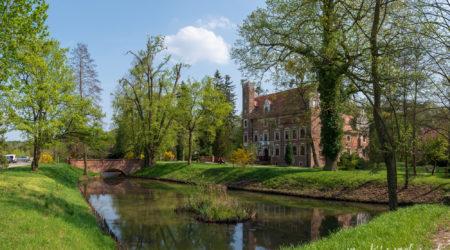 Замок на воде (Zamek na wodzie, Wojnowice)