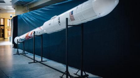 Космическая выставка SPACE ADVENTURE под патронатом НАСА