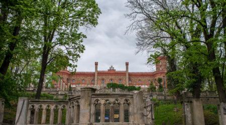 Pałac Marianny Orańskiej (дворец Марианны Оранской)
